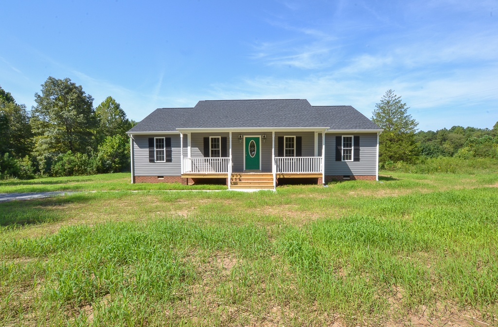 Under Contract–New Construction-To Be Built
