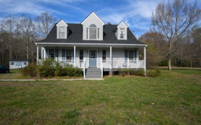 **SOLD**  547 Dover Lane Aylett, VA