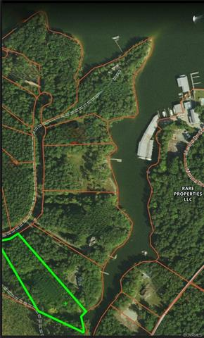 2.9 Acres on Murhphys Mill Creek