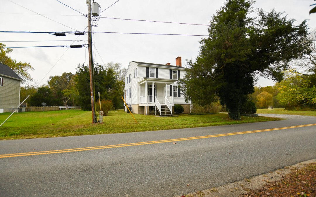 New to the Market! 11124 W River Road Aylett VA