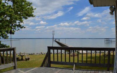 Sold! Rappahannock Riverfront Cottage 668 Bay Port Rd.
